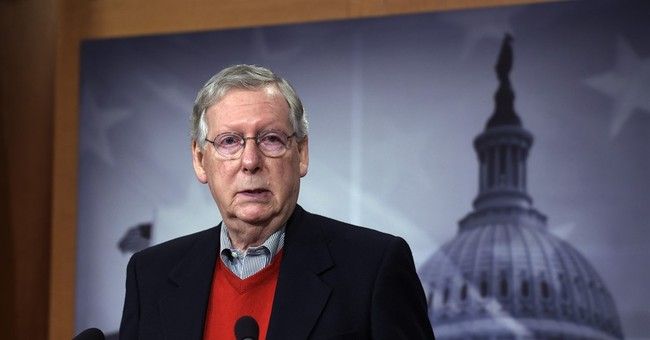 McConnell Not Budging: No Select Committee For Russian Hacking