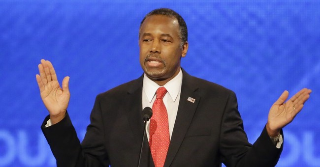 Ben Carson Cites Fake Stalin Quote in Closing Statement