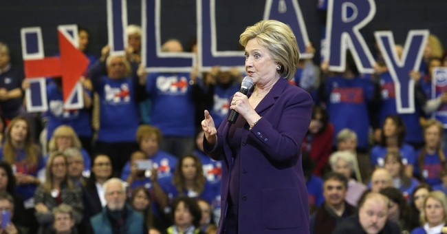 Bernie and Hillary's Miserable World