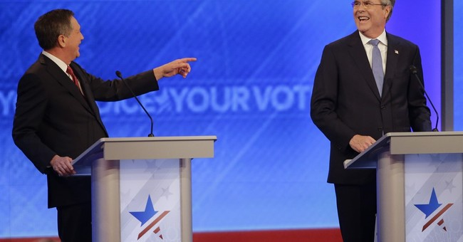 Republicans Debate: Should Women Be Drafted?
