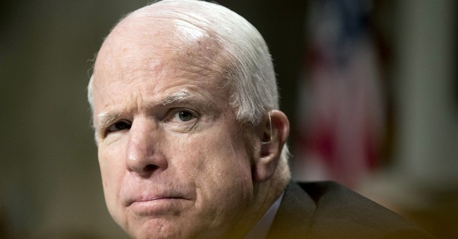 McCain Could Be Fighting For His Political Life This Year