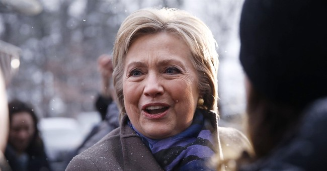Ouch: Only 5 Percent in NH Poll Say Hillary is Trustworthy, Sanders 93 Percent