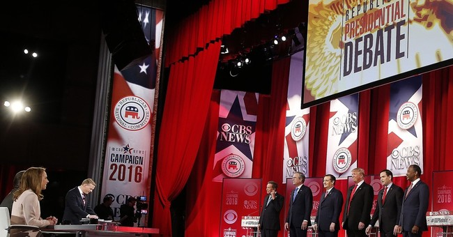 Losers of South Carolina's GOP Debate