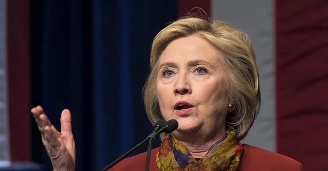 Clinton Campaign Is Facing Fierce Headwinds