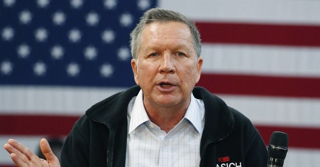 You Blew It, Kasich, Move Aside
