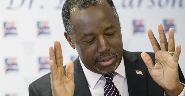 Ben Carson Adviser: Yeah, We're Not Going To Drop Out Even if He Wins Zero Delegates