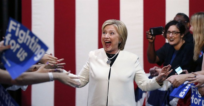 Hillary Clinton Wins Massachusetts