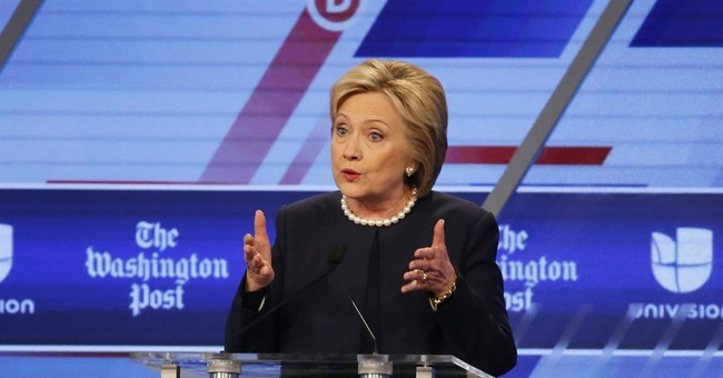 Clinton Refuses To Answer If She'll Drop Out Of 2016 Race If Indicted By DOJ