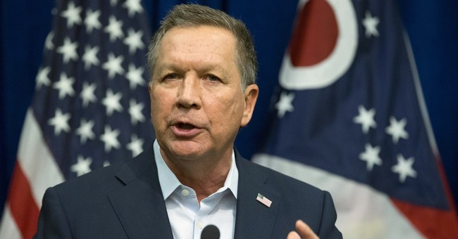 Kasich: The Last Hope For The Anti-Trump Wing Of The GOP; UPDATE: Clinton Wins Ohio; UPDATE: Ohio Goes Kasich
