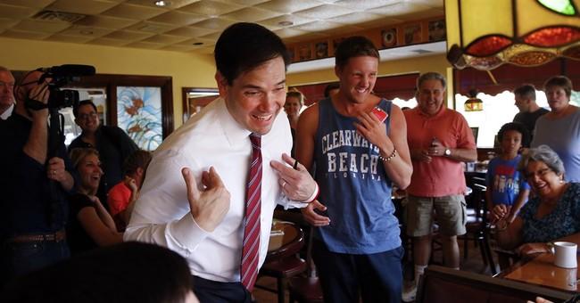 Marco Rubio Wins DC Caucus