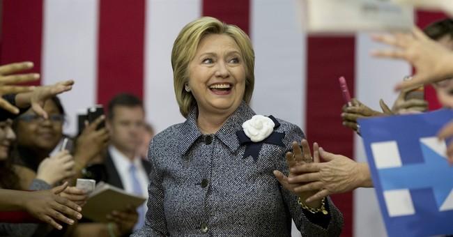 Clinton Caught on Hot Mic Questioning Trump Endorsements