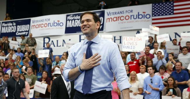 Rubio Up 64 Points Over Senate Challenger In Latest Poll