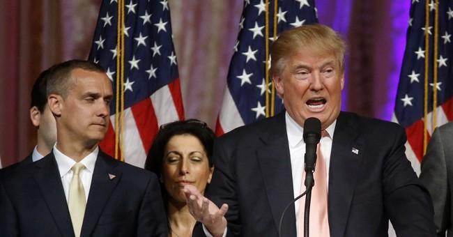 BREAKING: Arrest Report Listed for Trump Campaign Manager Corey Lewandowski