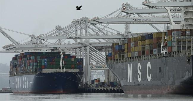 Trade Deficit Angst
