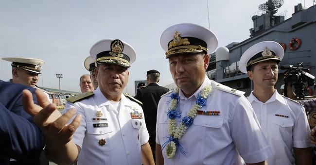 Manila right to diversify alliances, says Russian envoy