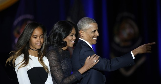 Obama to pass the torch in farewell speech