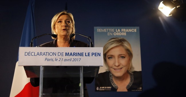 "Trump quasi-endorses Le Pen: ""She's the strongest on what's been going on in France"""