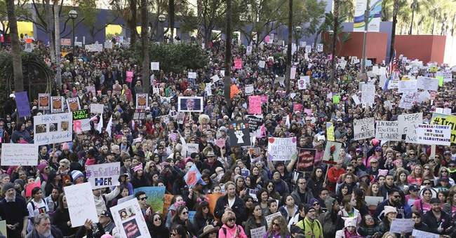 Women's marches planned in USA and 80 countries