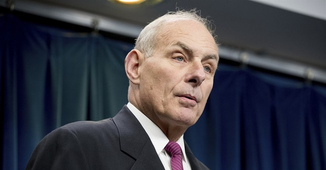 DHS Secretary's Goal Is to Finish Wall in Two Years