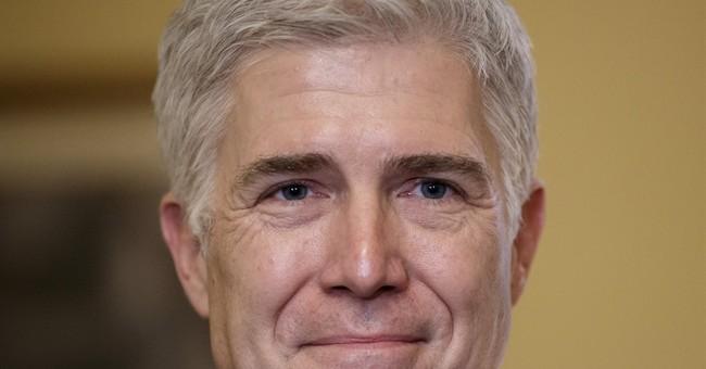 Trump's trash talk on judges makes trouble for Gorsuch