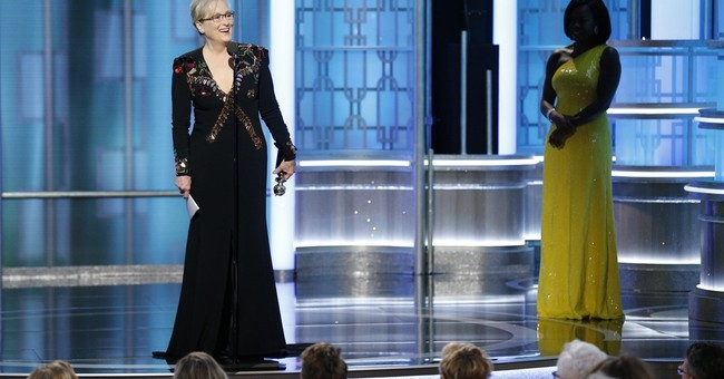 Meryl Streep Lambastes Trump At Golden Globes