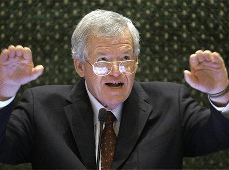 Former Speaker Dennis Hastert Indicted For Lying To The FBI, Evading Currency Transaction Reports