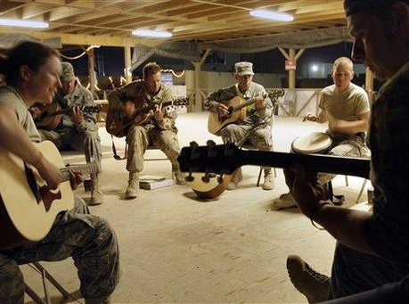 """Soldier's Christmas"": How a Rock Band Is Raising Awareness For Military Families This Season"