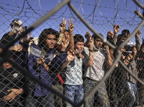 European Islamic Migrant Crisis At 'Unprecedented Proportions'