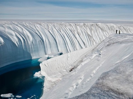 Global Warming Continues To Pummel Polar Ice Caps By Not Causing Them To Melt