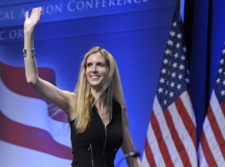 Ann Coulter Goes Hollywood: Will Play VP In Feature Film