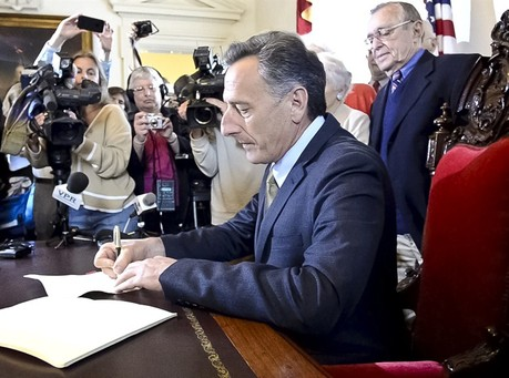 Sigh: Vermont Legalizes Physician-Assisted Suicide