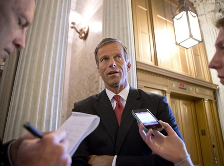 "<font color=""red"">Video: Sen. Thune Explains Obama's Latest Crony Obamacare ""Fix"" for Unions</font>"