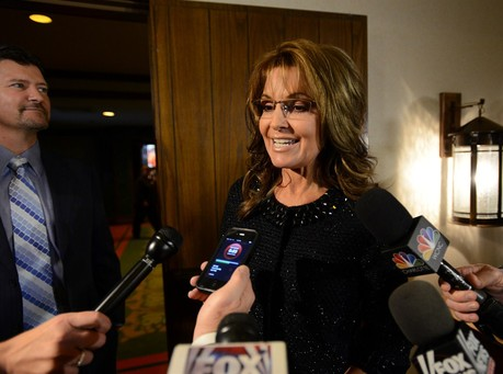 Gingrich, Palin Speak as GOP Summit Ends