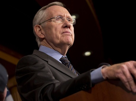Harry Reid: No One Can Technically 'Keep Their Plan,' If You Really Think About It