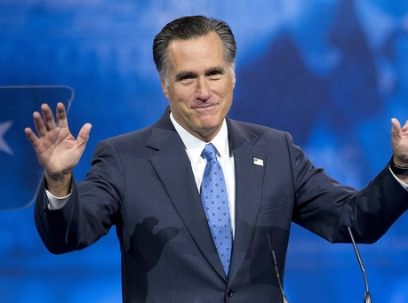 Poll: Meanwhile, Romney's Crushing it in Iowa