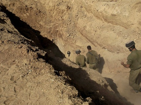 Video: NBC Covers Hamas' Terror Tunnels into Israel