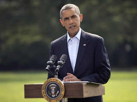 "Obama: ""No God Would Stand For What [ISIL] Did Yesterday"""