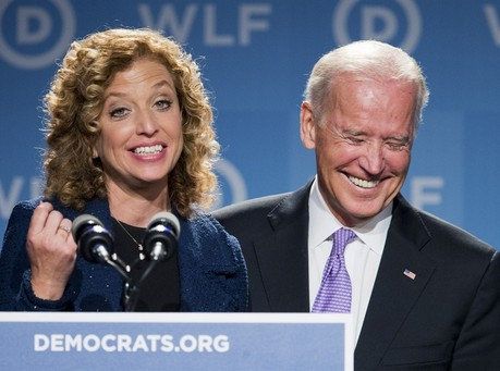 Joe Biden at DNC Women's Lunch: I Sure Miss That Serial Sexual Assaulter Bob Packwood