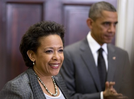 Attorney General Nominee Loretta Lynch: I Haven't Been Briefed on The IRS Scandal and Therefore Can't Comment