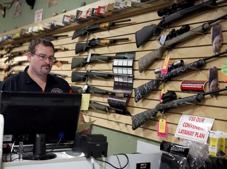 ICYMI: January Set Another Record For Gun Sales