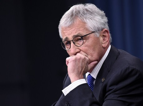 """<font color=""""red"""">Video: White House Official: Make no mistake, Hagel was fired</font>"""