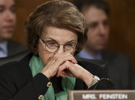 """<font color=""""red"""">Video: Sen. Feinstein Rips into Obama's Lack of Strategy on ISIL</font>"""