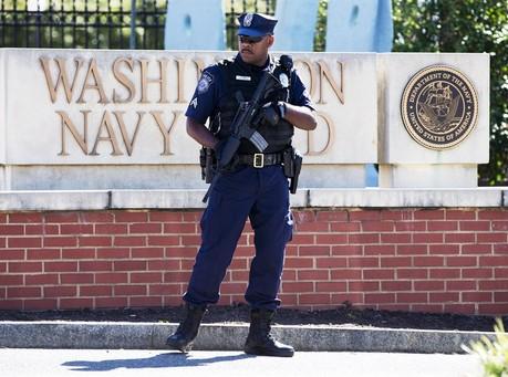 BREAKING: Navy Yard Locked Down