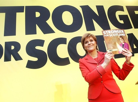 The Scottish National Party Reportedly Acting Like Hooligans