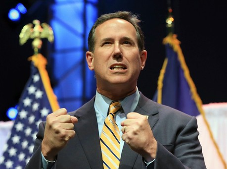 Santorum: These New Debate Rules at Fox Are Kind Of BS