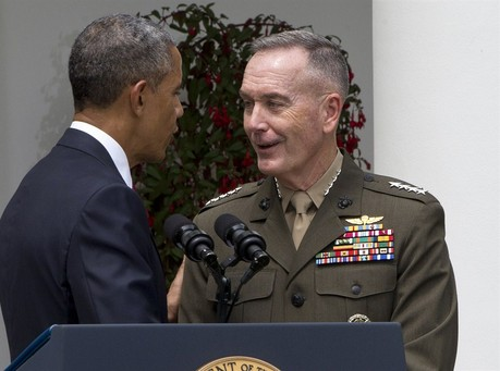 Marine Set To Be Next Chairman Of The Joint Chiefs Of Staff