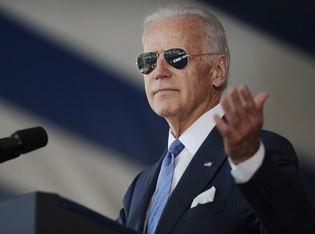 Biden to Annapolis Grads: You Are the Real One Percent