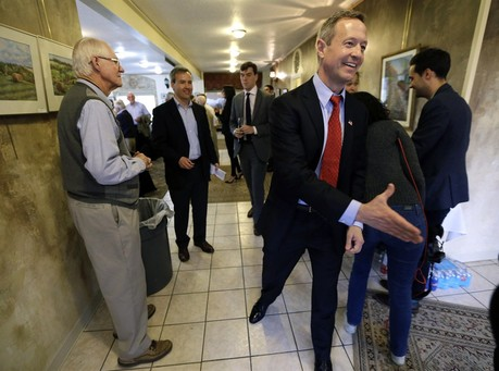 O'Malley Readying Presidential Announcement in Baltimore