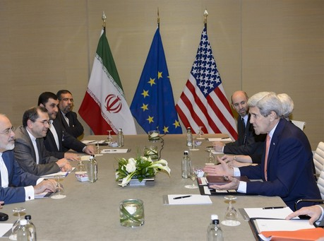 Oh Boy: Iran's Enriched Uranium Stockpile Grows 20 Percent During Negotiations