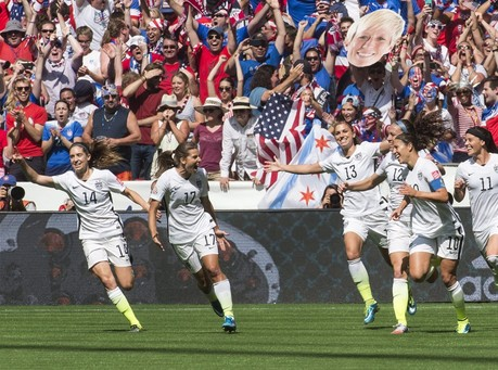 Women's World Cup: USA Enjoys Sweet Victory Over Japan